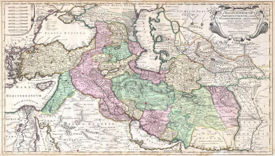 1730_Ottens_Map_of_Persia_(Iran,_Iraq,_Turkey)_-_Geographicus_-_RegnumPersicum-ottens-1730